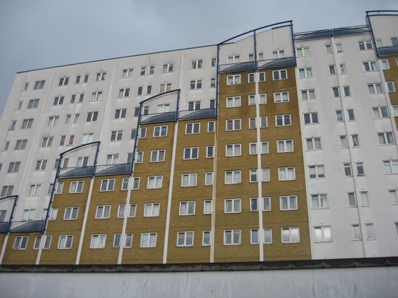 Investigating water ingress in London high-rise block